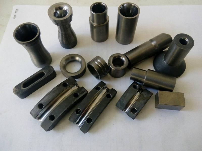 Изделия из твердых сплавов вкл. шлифовки, допуски и тд.